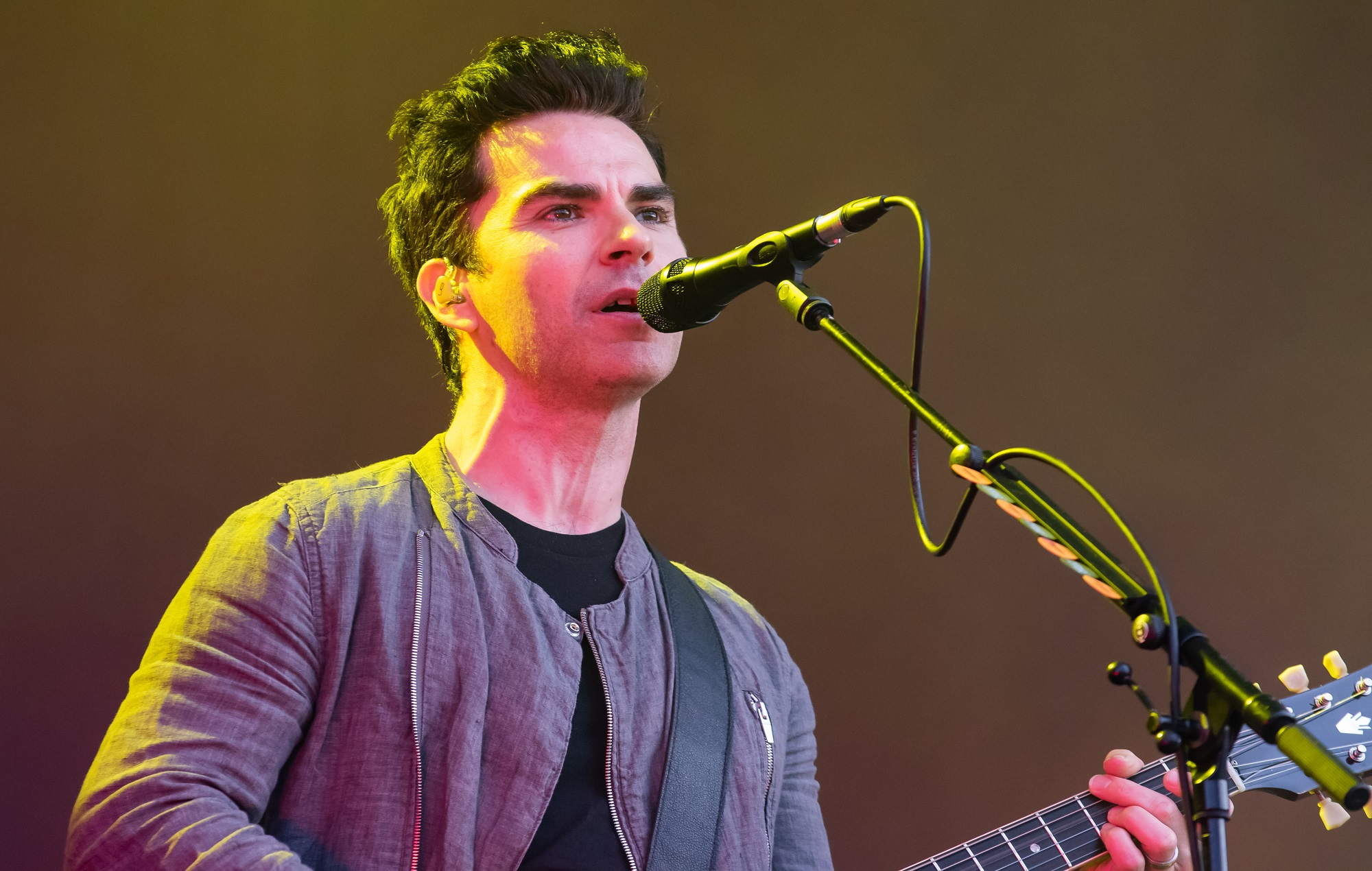 Kelly Jones of the Stereophonics performs on the main stage during Latitude Festival 2019