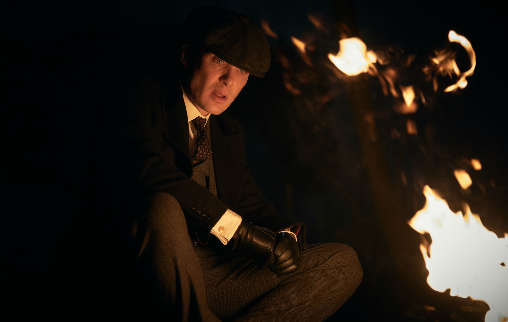 Cillian Murphy Peaky Blinders Season Five Netflix