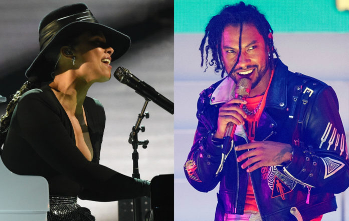 Alicia Keys and Miguel release sultry new song 'Show Me Love' – listen