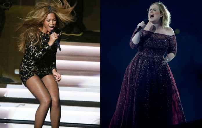 Beyonce and Adele not collaborating on OneRepublic song