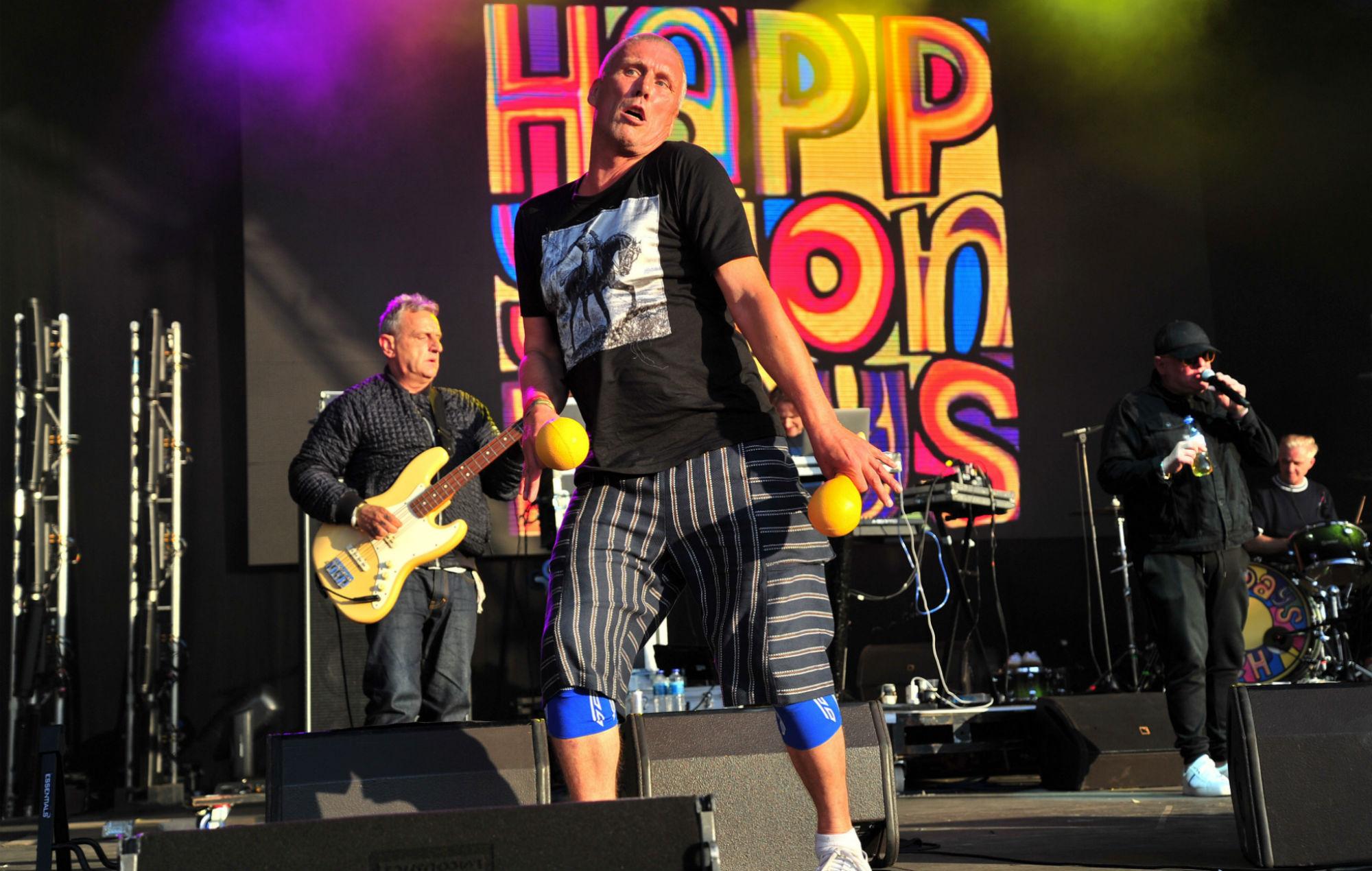 Visor Fest, which Happy Mondays were due to headline, in Benidorm has been cancelled