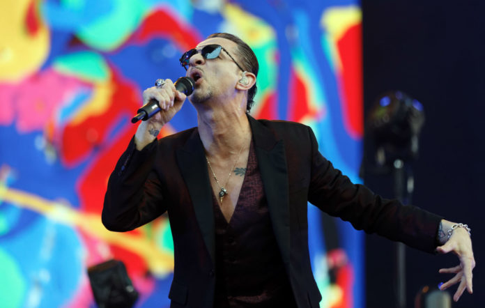 Depeche Mode film 'SPIRITS in the Forest' featuring fan stories and concert clips to hit cinemas