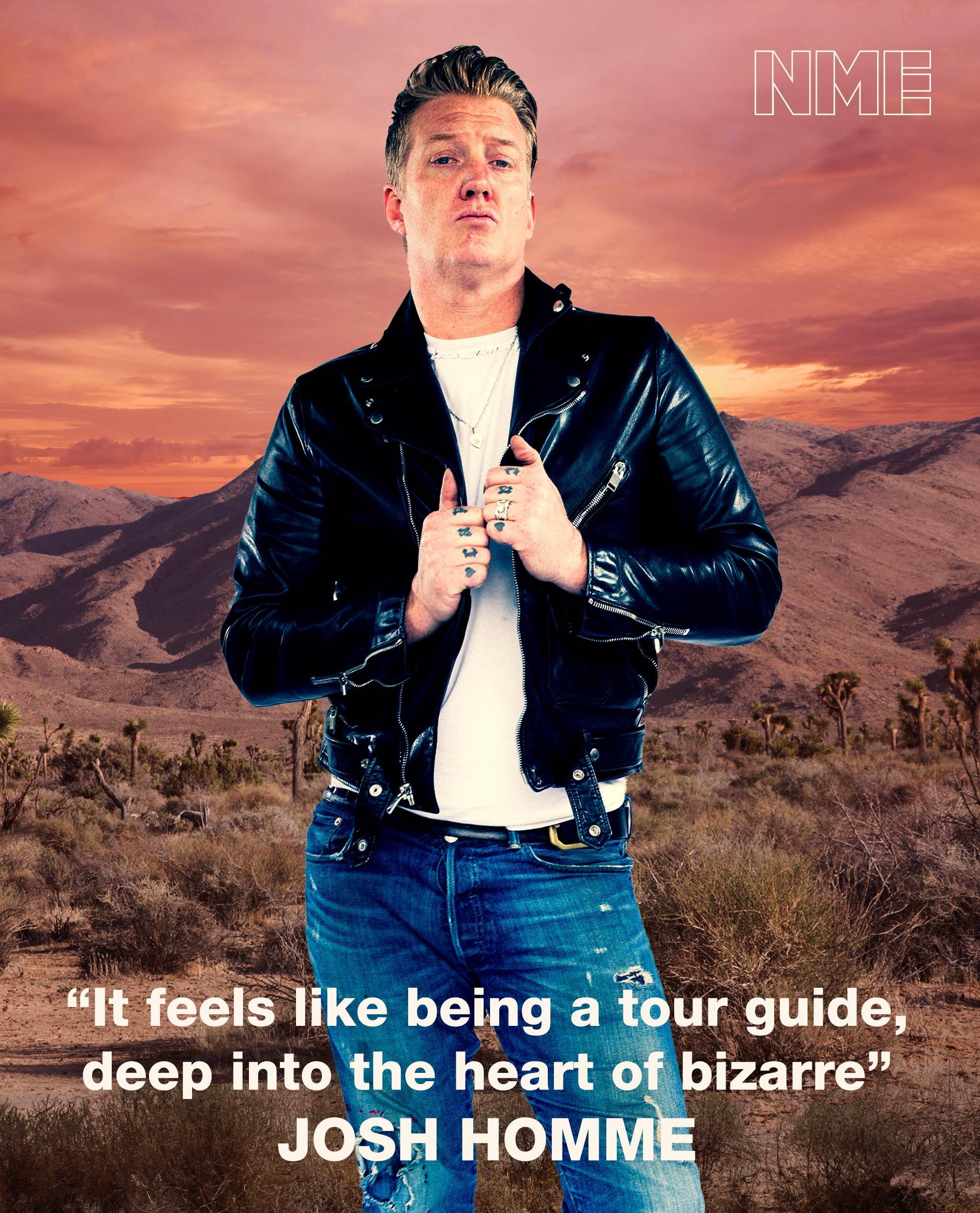 Desert Sessions Josh Homme