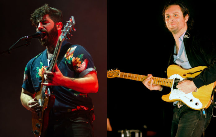 The Maccabees' Felix White to perform with Foals at Mercury Music Prize awards after Yannis Philippakis'