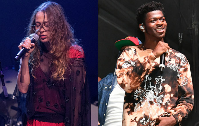 Fiona Apple accepts Lil Nas X collaboration proposal