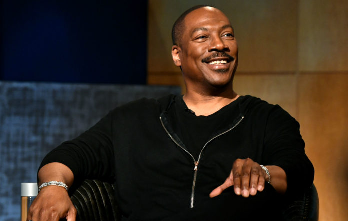 Eddie Murphy Plans To Return To Live Stand Up Comedy In 2020