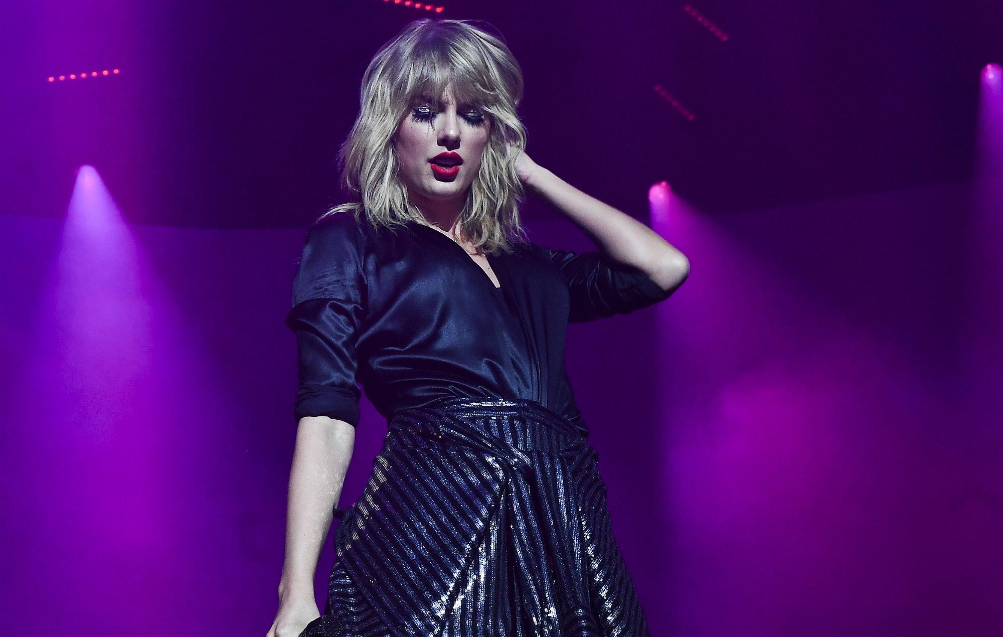 Taylor Swift Announces 2020 European Festival Tour And Lover Fest Us Dates Nme