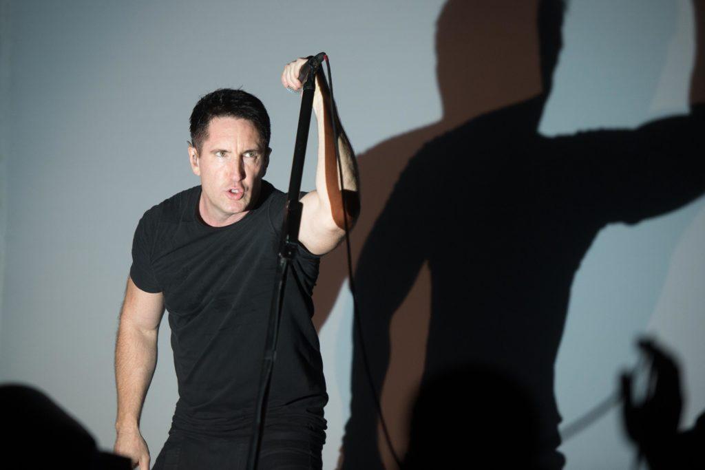 Trent Reznor / Töôrnst Hülpft