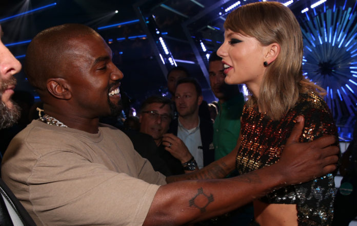 Taylor Swift On Two Faced Kanye West He Wants To Be Nice To Me Behind The Scenes But Then He Wants To Look Cool In Front Of Everyone