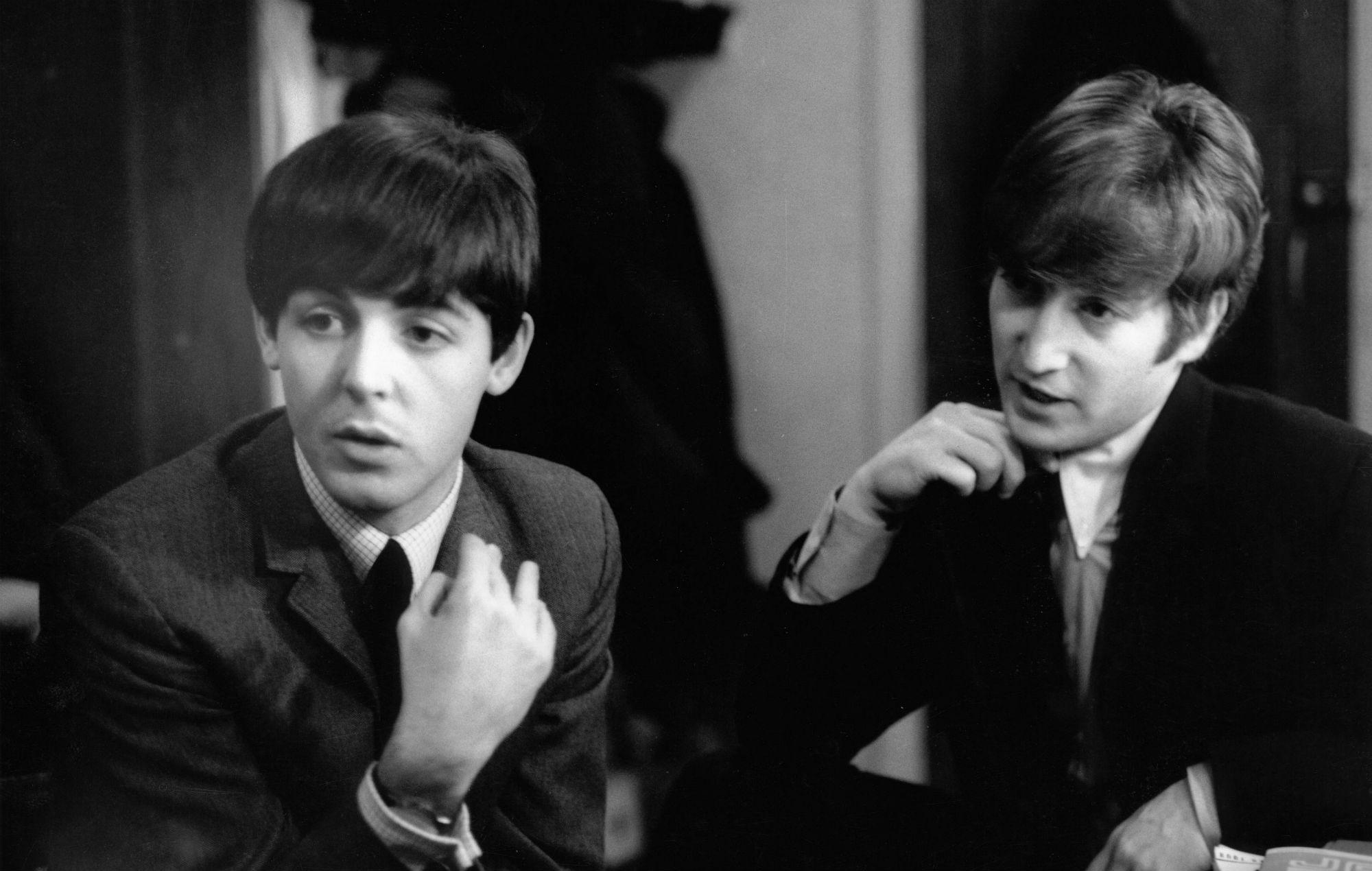 "Paul McCartney reveals that he has ""a lot of dreams"" about John Lennon"