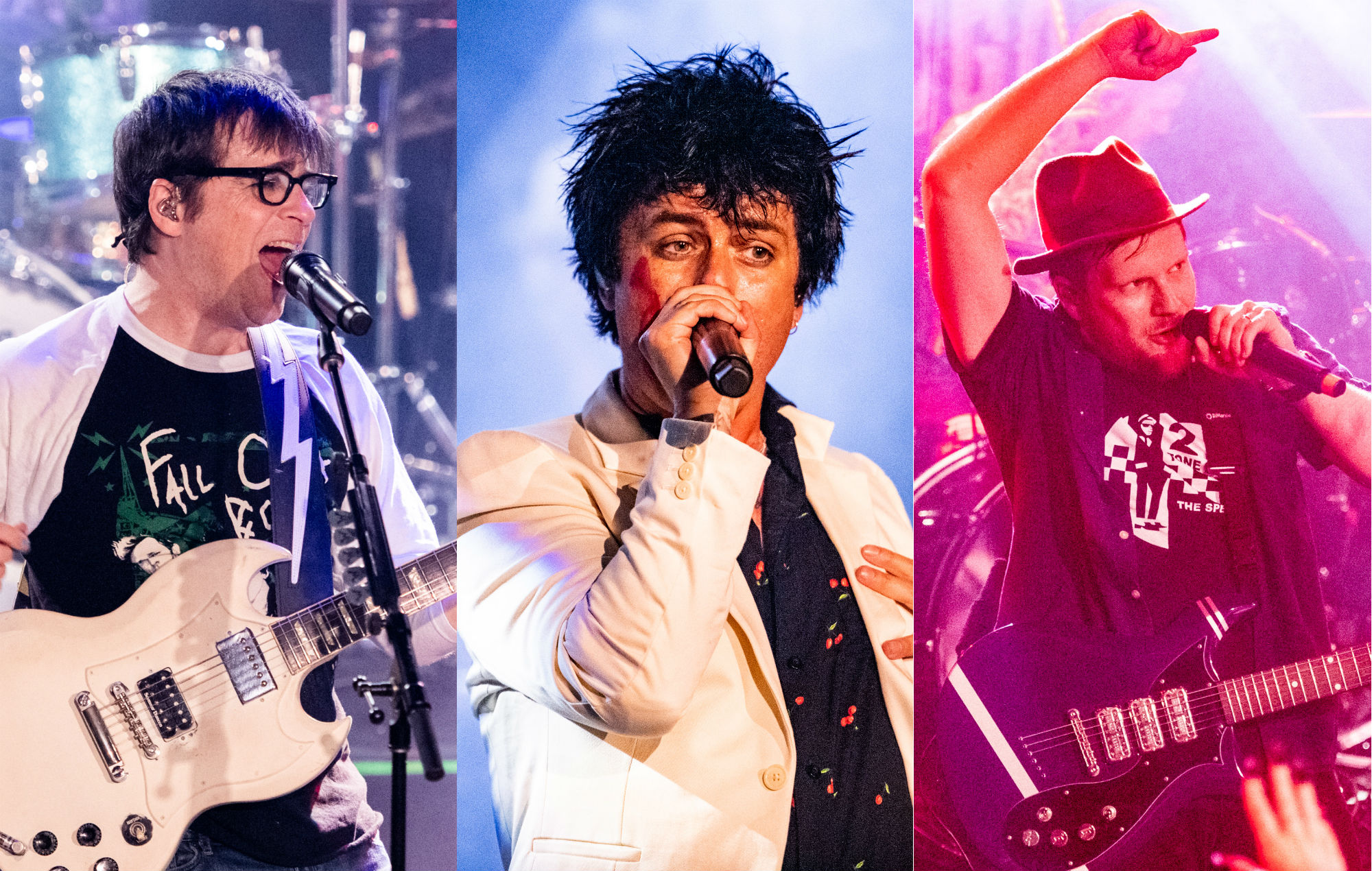 Green Day Weezer And Fall Out Boy Their New Songs Ranked