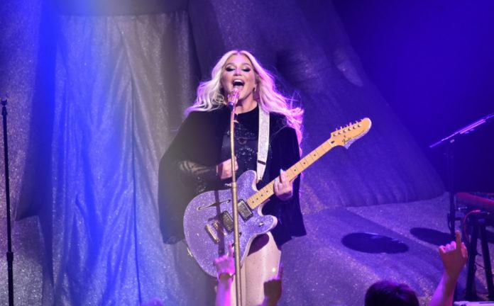 Kesha; new music