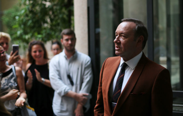 Massage therapist who accused Kevin Spacey of sexual assault dies before case goes to trial