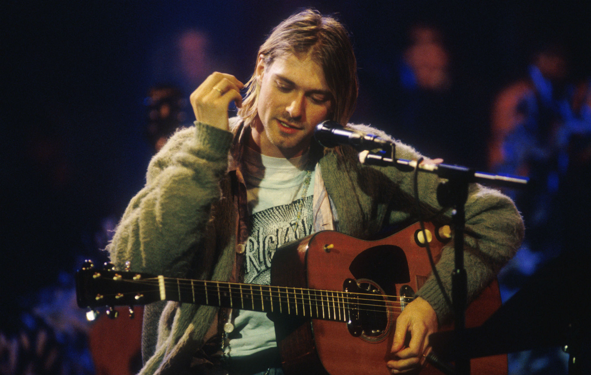 New clothing range launched by Kurt Cobain's estate