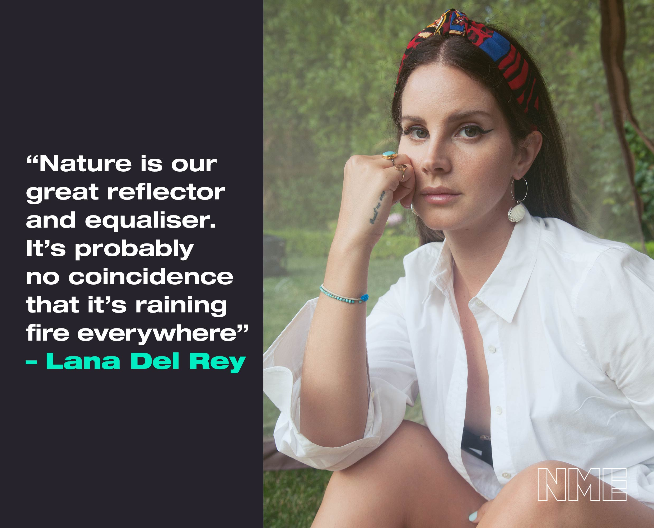 The Big Read Lana Del Rey Mouthing Off With Miss America