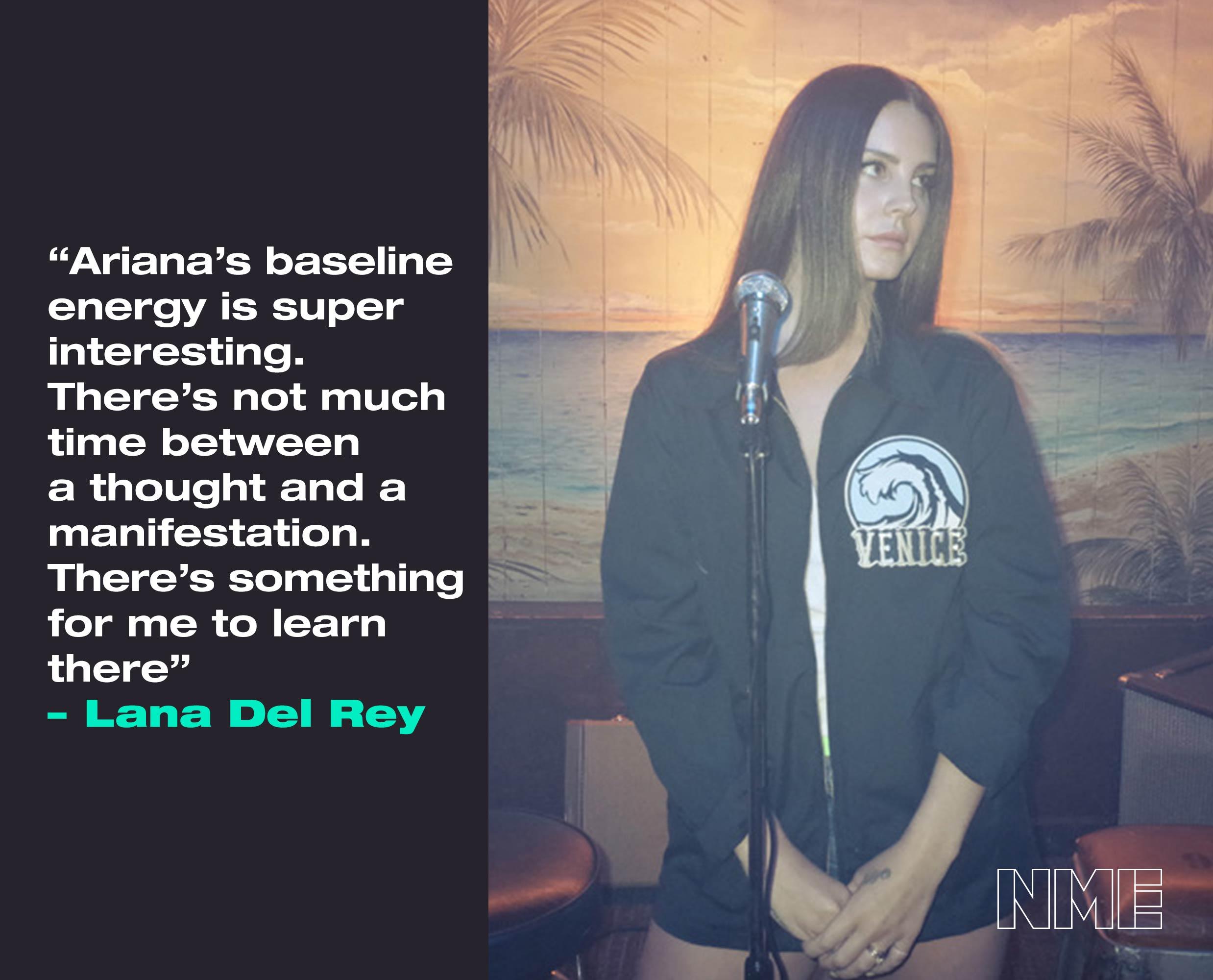 Lana Del Ray NME