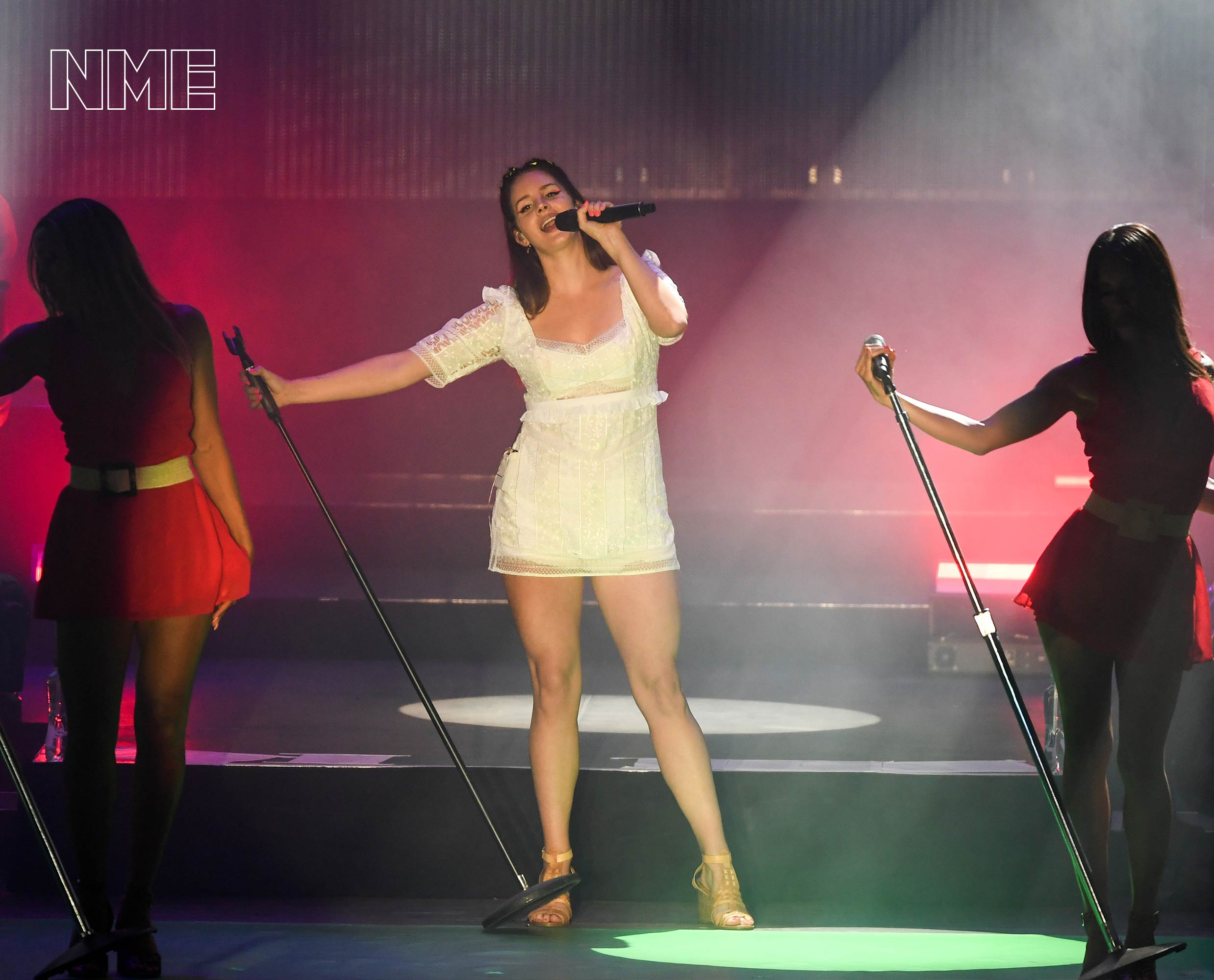 The Big Read Lana Del Rey Mouthing Off With Miss America Lanapedia, the biggest lana del rey wiki, is the best source for all there is to know about her music, life, and performances. the big read lana del rey mouthing