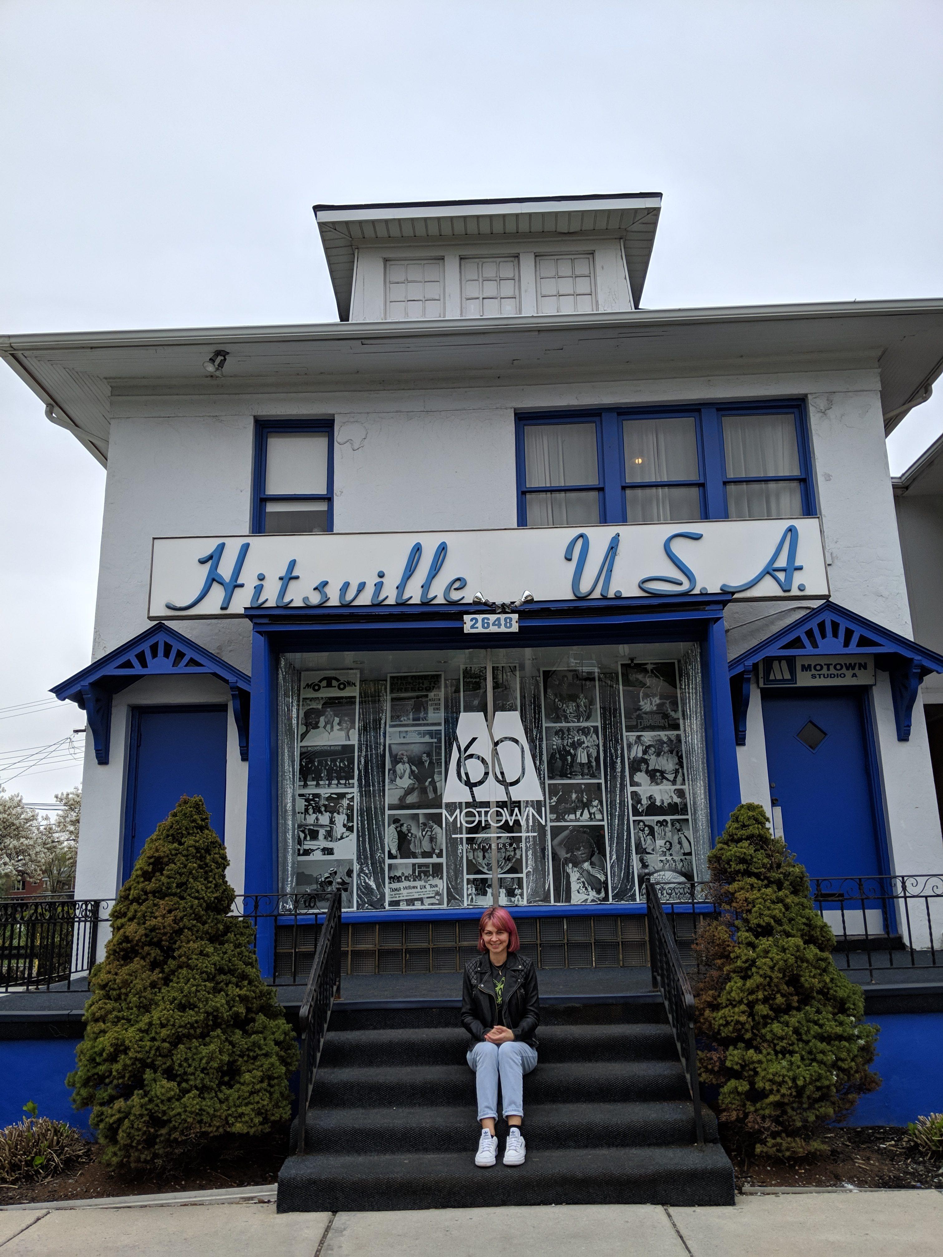 Hitsville USA Motown Museum