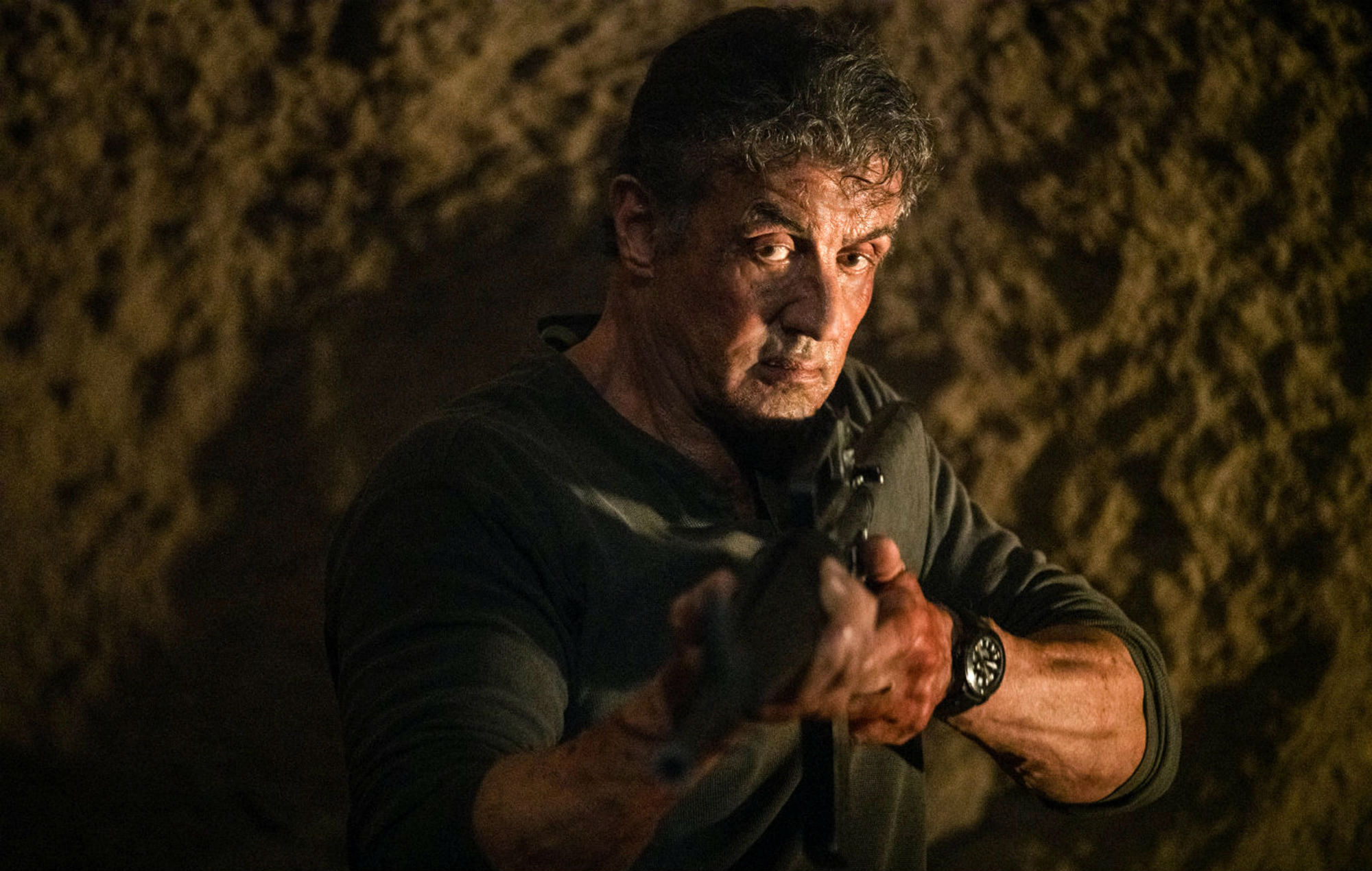 """Original 'Rambo' creator says he's """"embarrassed"""" to be associated with ' Rambo: Last Blood'   NME"""