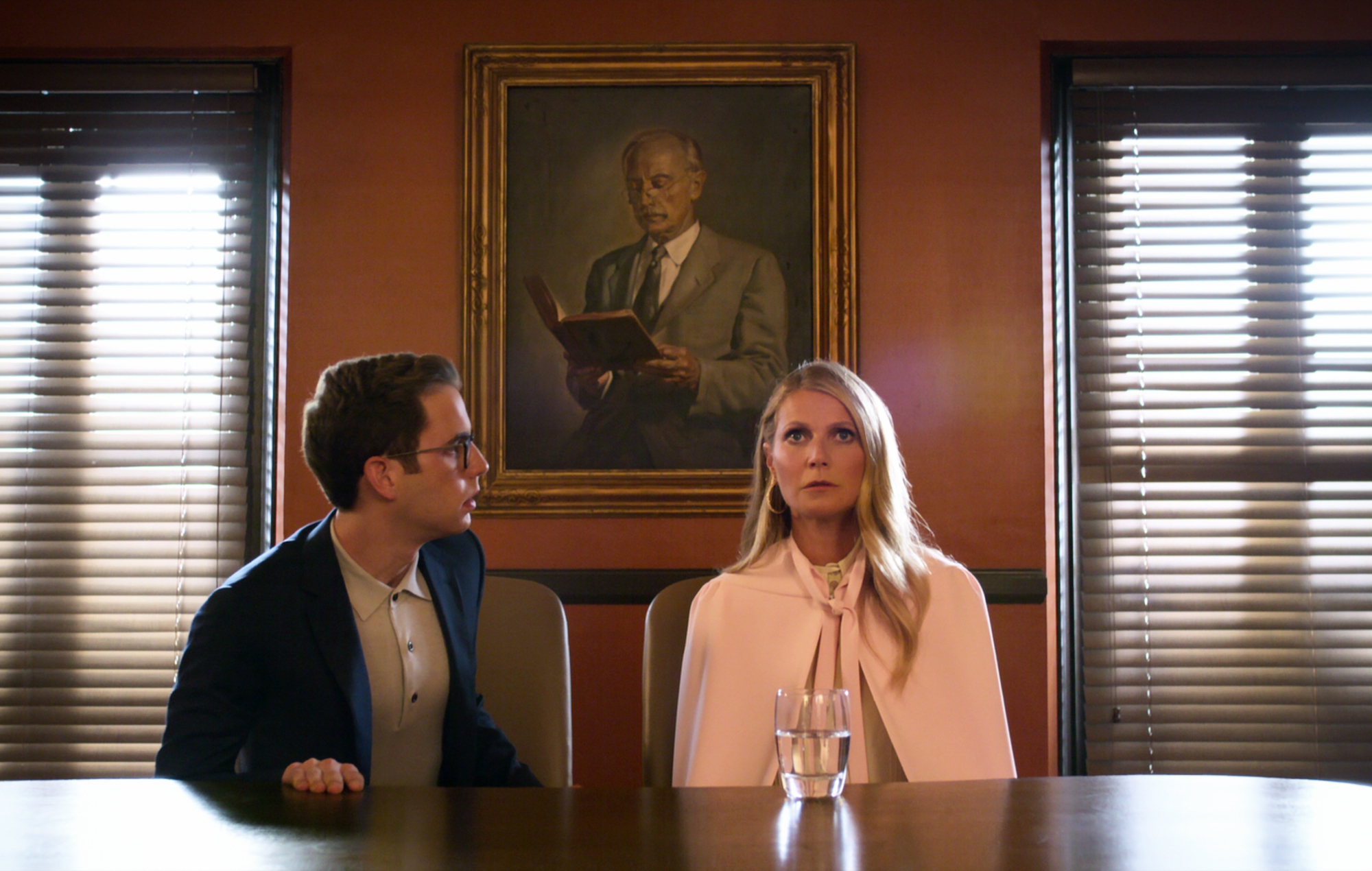 Ben Platt and Gwyneth Paltrow star in Netflix's The Politician