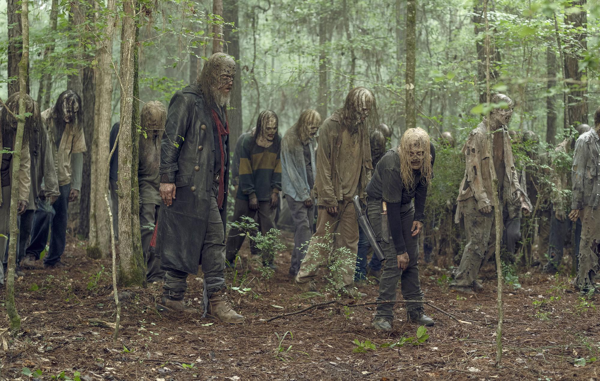 walking dead premiere 2020