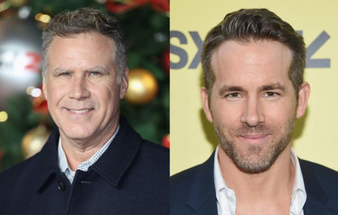 Will Ferrell and Ryan Reynolds