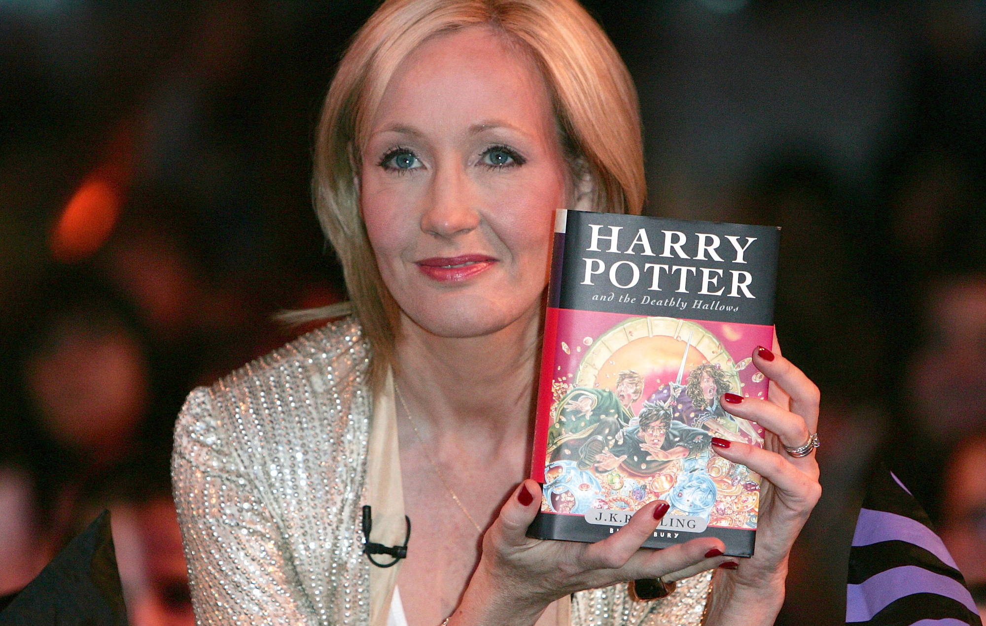 Nashville school removes Harry Potter books from its library on the advice of an exorcist