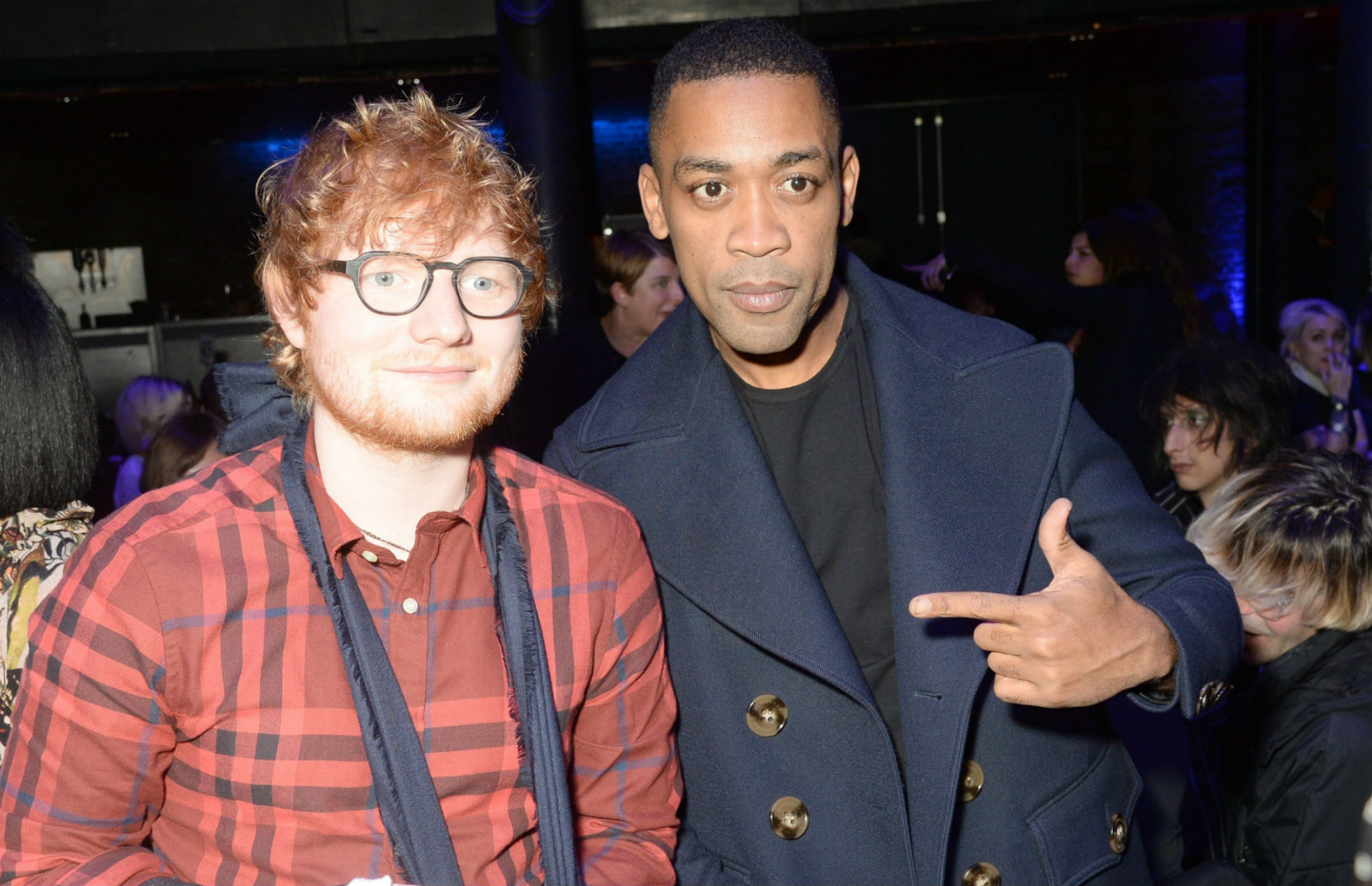 Ed Sheeran Responds To Wiley S Comments That He S A Culture