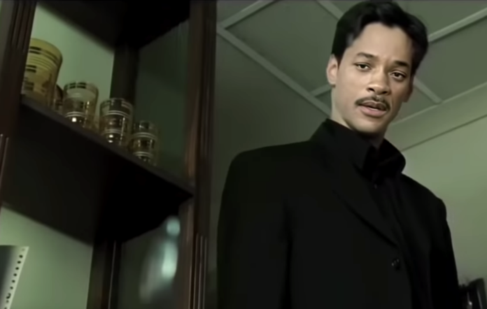 Will Smith shares mock-up of him as Neo in 'The Matrix'