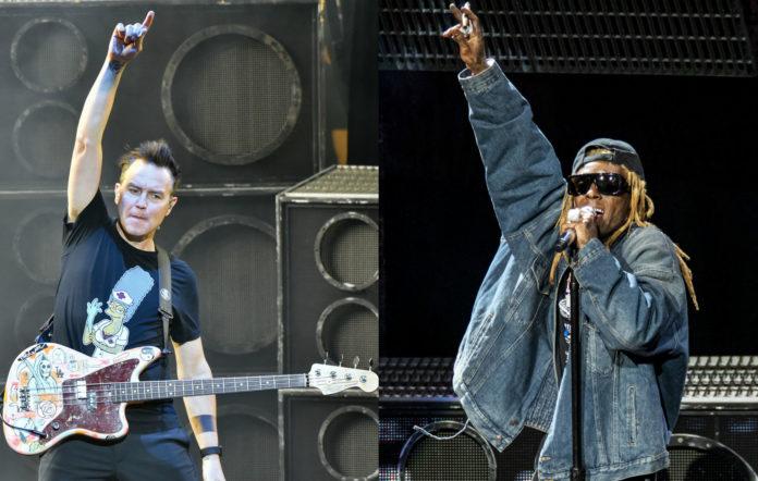 Blink-182's Mark Hoppus / Lil Wayne