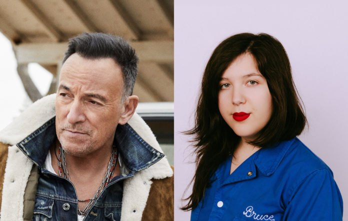 Bruce Springsteen Lucy Dacus Dancing in the Dark cover birthday