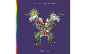 Coldplay The Butterfly Package