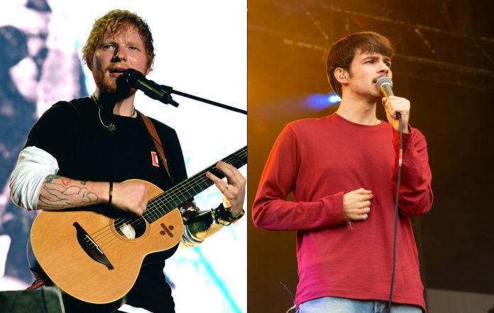 Rex Orange County cover Ed Sheeran Justin Bieber I Dont Care BBC Radio 1 Live Lounge