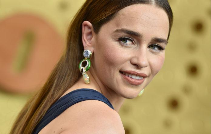 Emilia Clarke Marvel