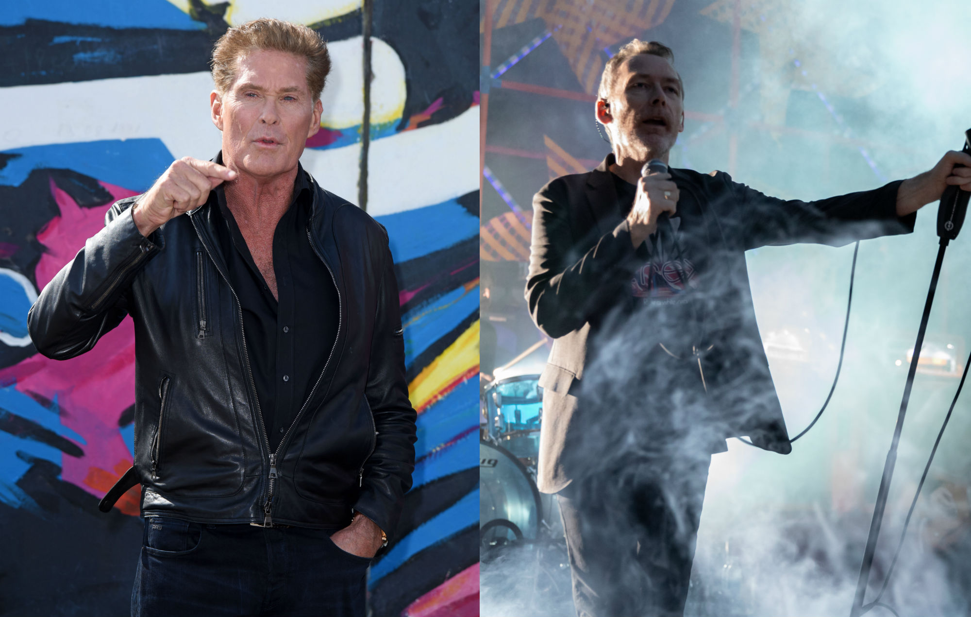 Listen to David Hasselhoff's cover of The Jesus and Mary Chain's 'Head On'