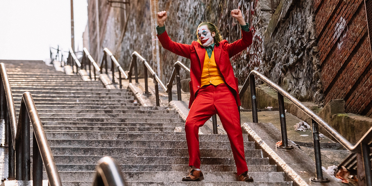 Joker film Joaquin Phoenix