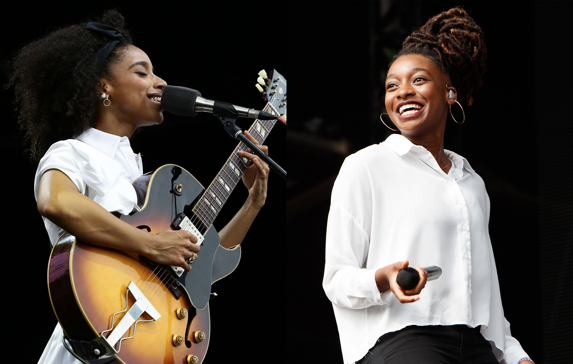 Little Simz Lianne La Havas cover Headie One Both BBC Radio 1 Live Lounge