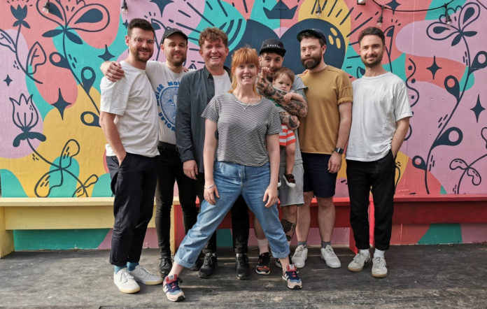 Los Campesinos Romance is Boring 10th anniversary reissue London concerts