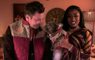 Megan Thee Stallion And Jimmy Fallon Make Hot Girl Fall Official With Comedic Video