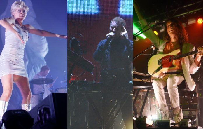 Robyn Massive Attack Mystery Jets Music Declares Emergency
