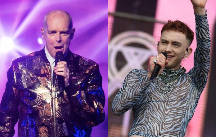 Neil Tennant Pet Shop Boys Olly Alexander Years & Years Dreamland