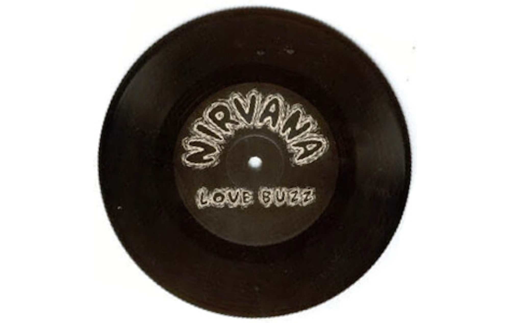 Nirvana Love Buzz 7-inch