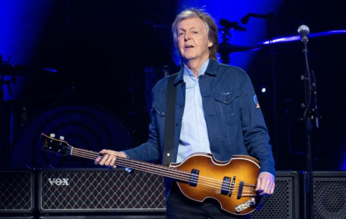 Paul McCartney Brexit