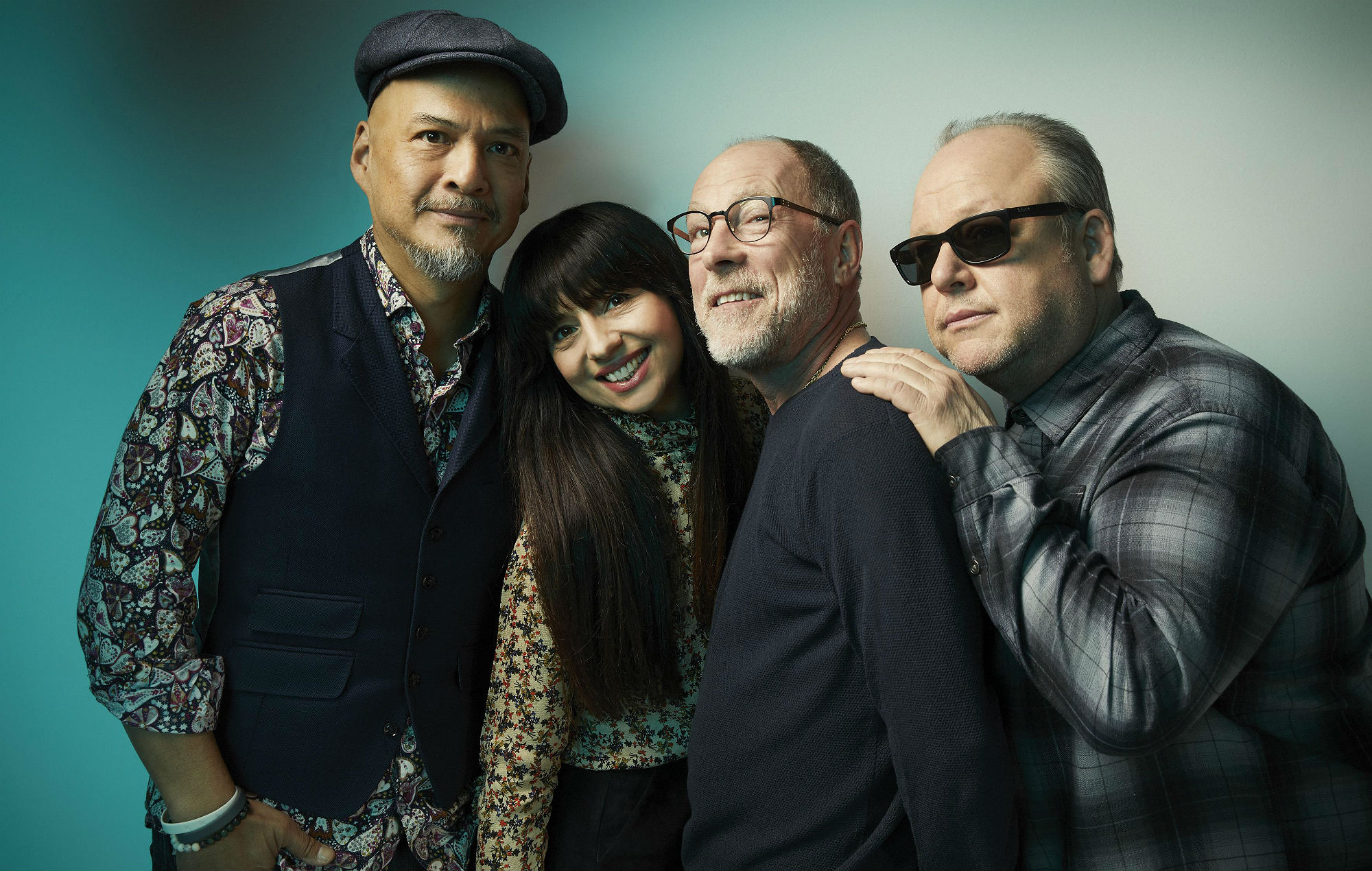 Watch Pixies' epic cinematic video for their new single 'Hear Me Out'