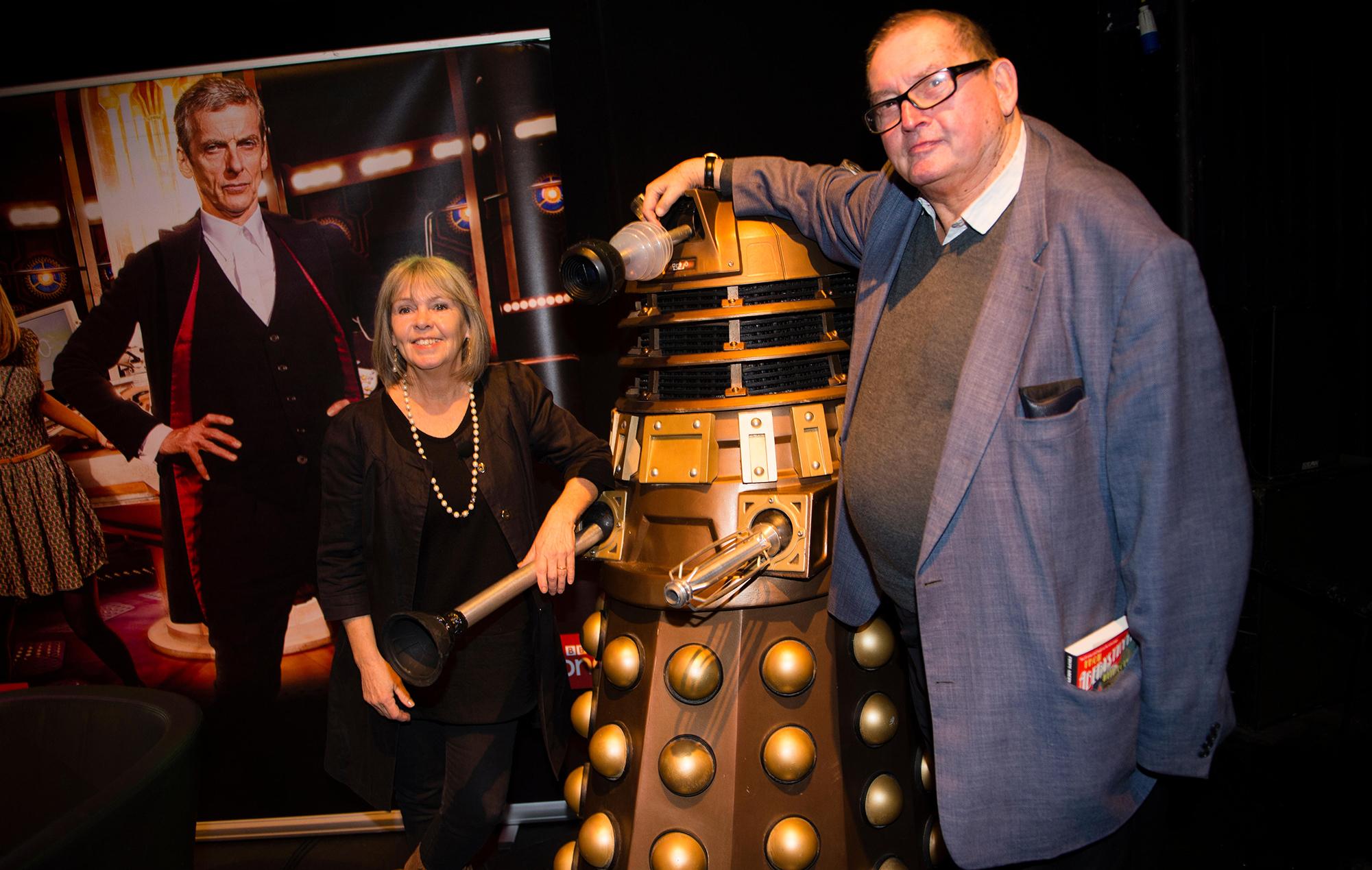 Terrance Dicks Doctor Who writer death