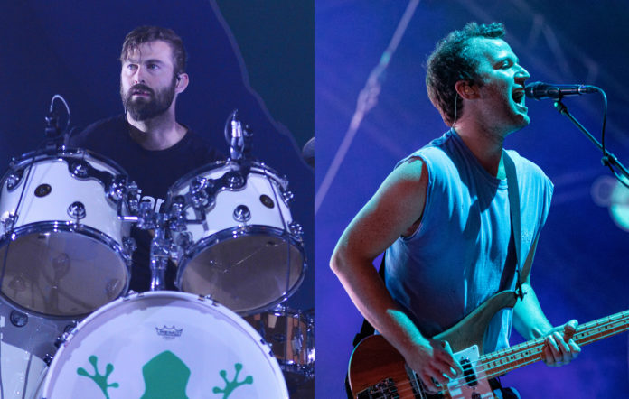 Vampire Weekend Chris Tomson Chris Baio podcast touring