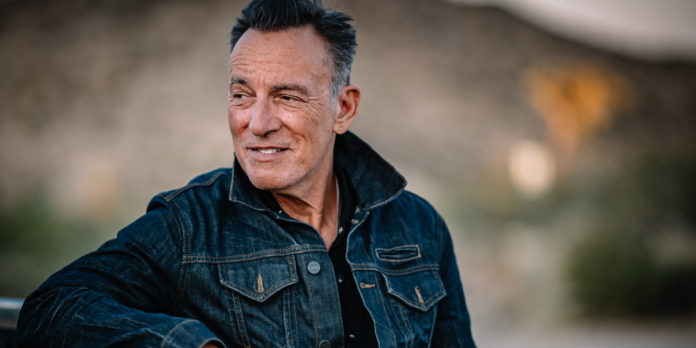 Bruce Springsteen in Western Stars