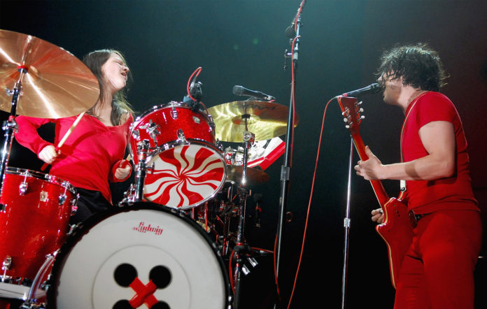 The White Stripes Jack White Meg White live album final show Southaven Mississippi