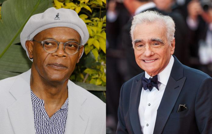 Samuel L. Jackson responds to Martin Scorsese