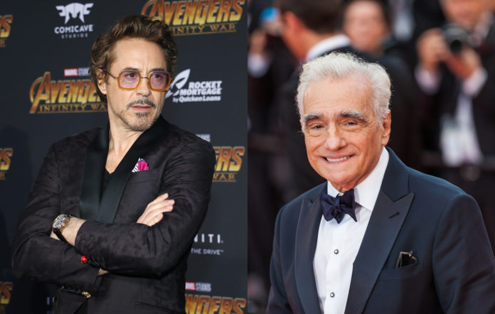Robert Downey Jr responds to Martin Scorsese's criticism of Marvel
